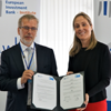 EUI and EIB Group sign a memo of understanding