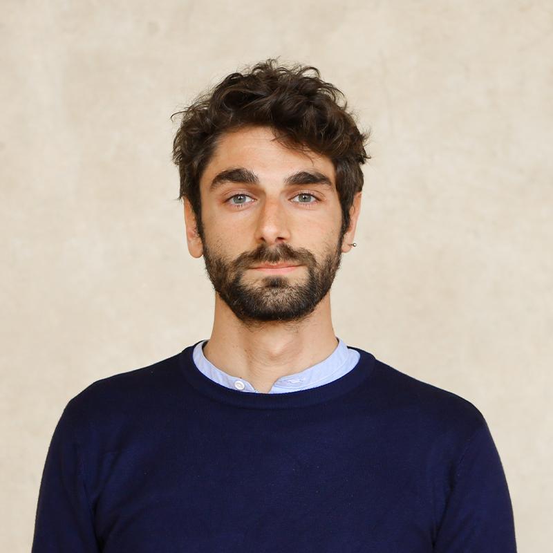 Portrait picture of Lorenzo Piccoli