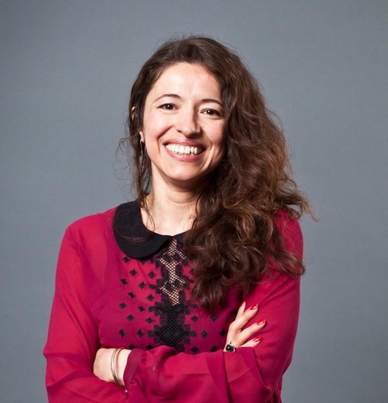 Portrait picture of Professor Klarita Gerxhani