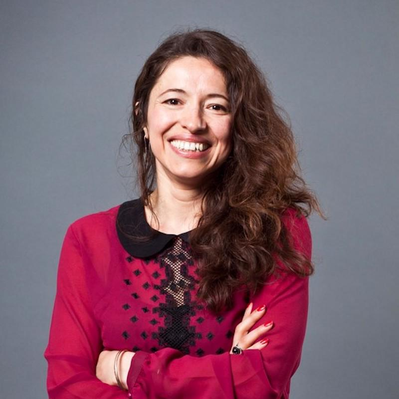 Portrait picture of Klarita Gërxhani