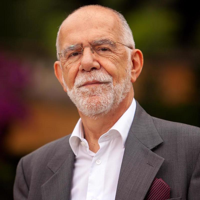 Portrait picture of Pier Luigi Parcu