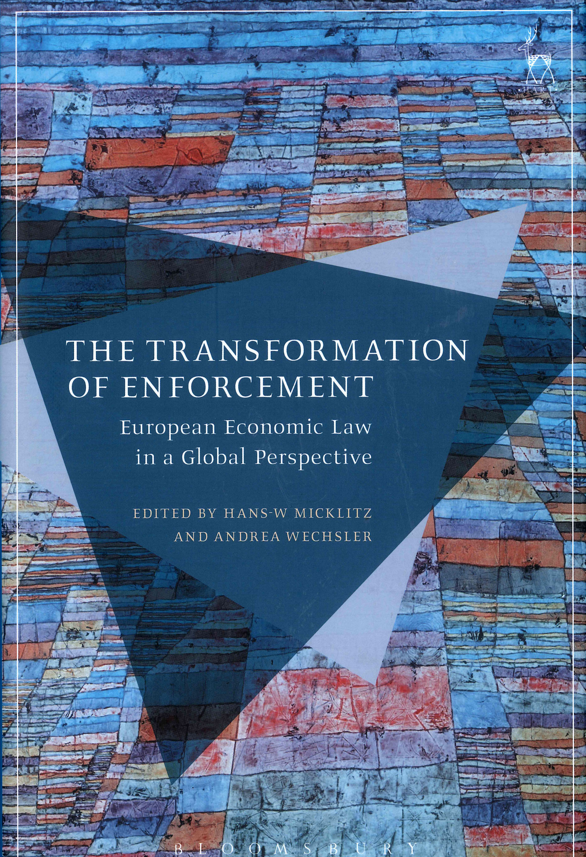 The transformation of enforcement: European economic law in a global perspective