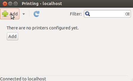 Mapping Network Printer in GNU/Linux (Ubuntu) • European