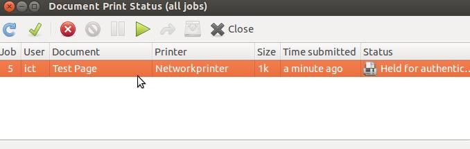 Mapping Network Printer in GNU/Linux (Ubuntu) • European University