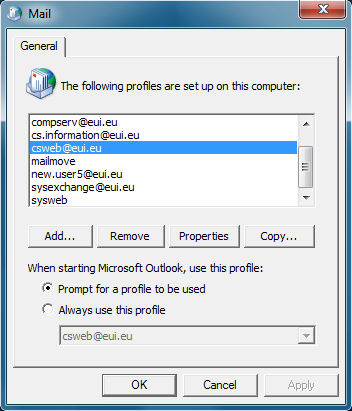 Configuring Windows Ms Outlook 2007 Or Later For Use With Office 365