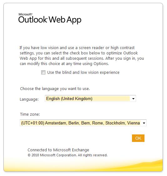 webmail 365 outlook login