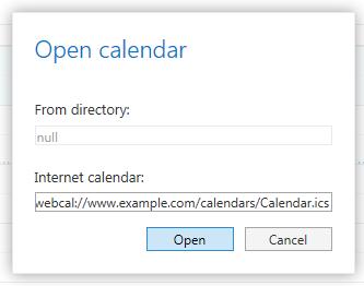 How to Subscribe to an Internet Calendar • European