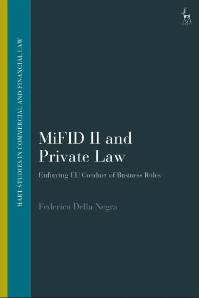 MiFID II and private law : enforcing EU conduct of business rules