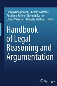 Handbook of legal reasoning and argumentation