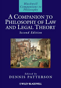 D. Patterson, A Companion to Philosophy of Law and Legal Theory