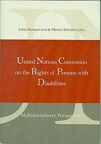 United Nations Convention on the Rights of Persons with Disabilities. Multidisciplinary Perspectives