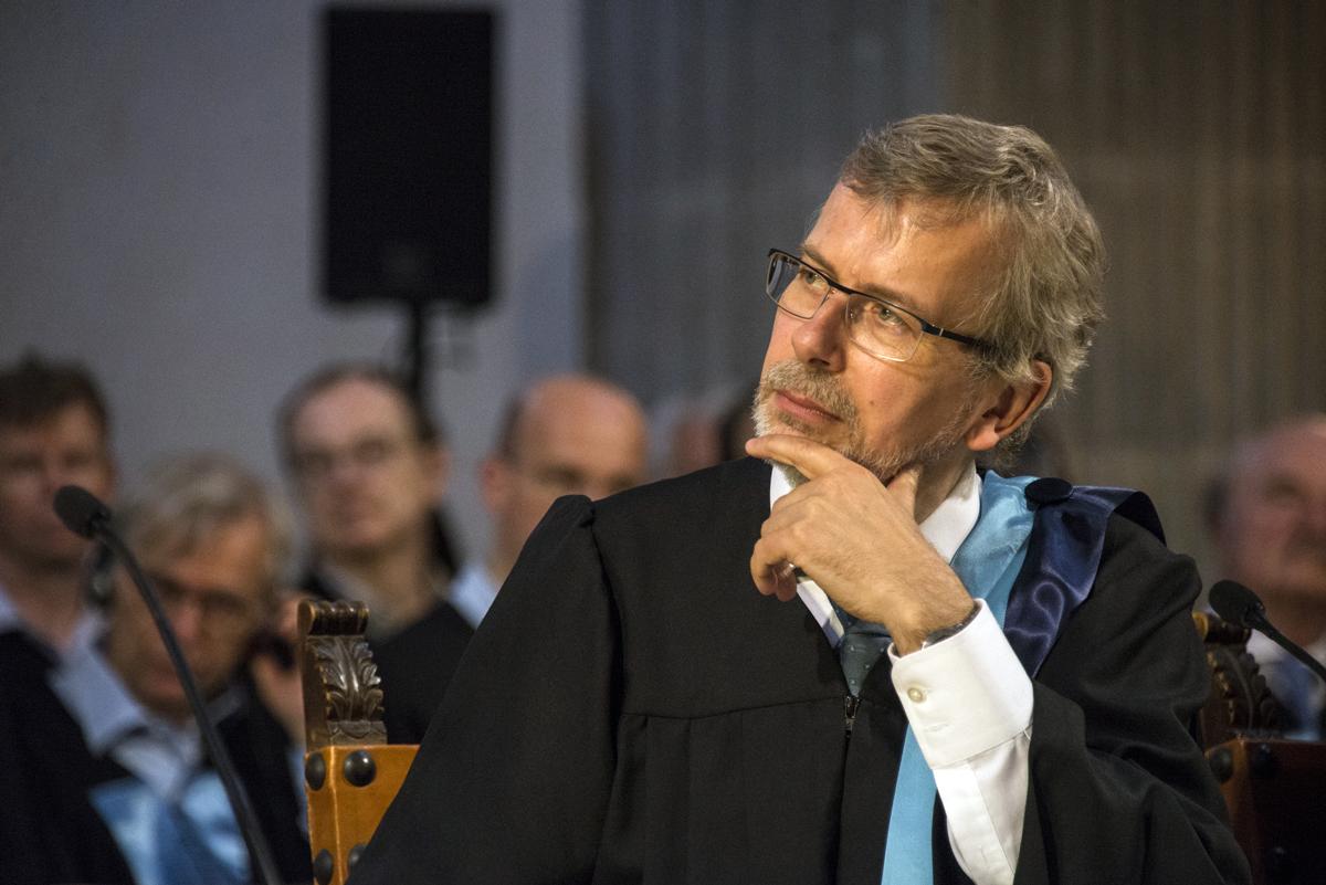 The President and the Secretary General • European University Institute