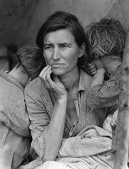 TheMemorialofFinancialCrisis-GreatDepression-MigrantMother