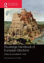 Routledge handbook of European elections,edited by Donatella M. Viola, 2016