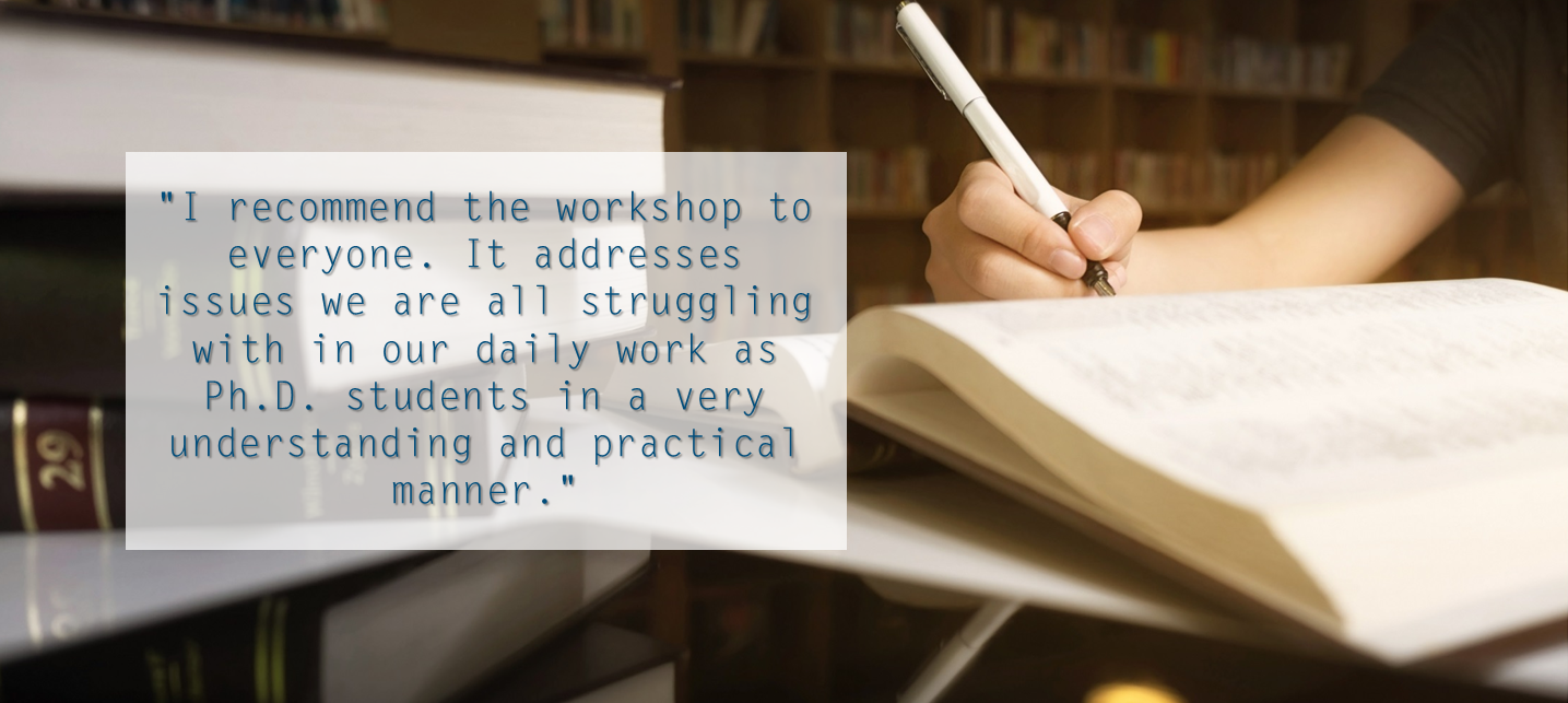Academic and professional writing