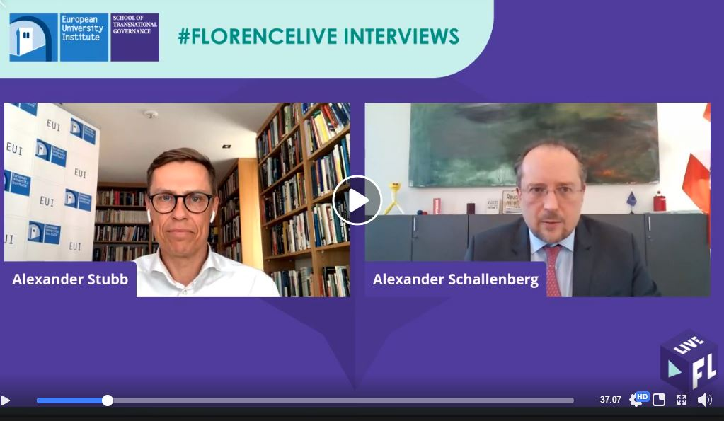 FLInterview-Schallenberg-Panel