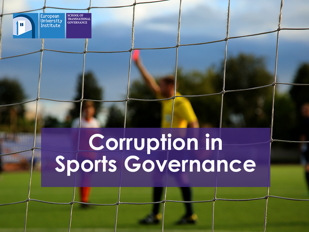 HLPD Corruption in sports March2020