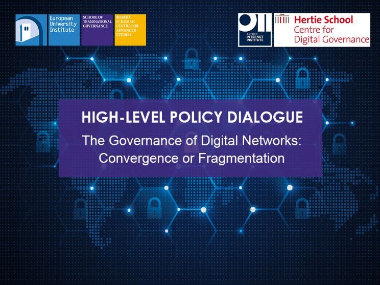 HLPD Governance of Digital Networks Nov 2019